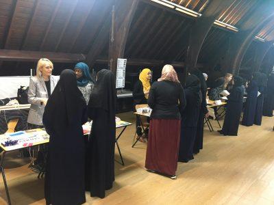 Azhar Girls Academy Careers Fair, 9 November 2018, 10am, London