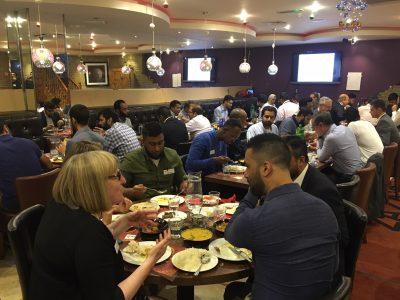 Eid Dinner, 22 June 2018, 7pm, London