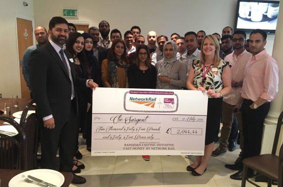 Fast Money Charity, Ramadan 2016, UK