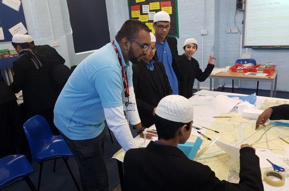 STEM Day at Jamiatul Ummah, 1 December 2017, London