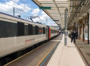 New, longer Sheringham station platform to be installed ready for new trains