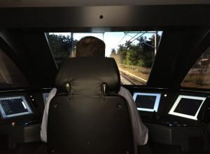 Train drivers taking leap into new technology
